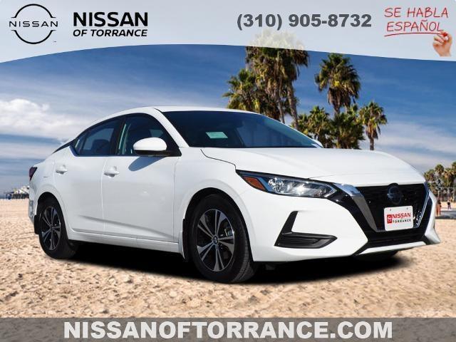new 2021 Nissan Sentra car, priced at $21,153