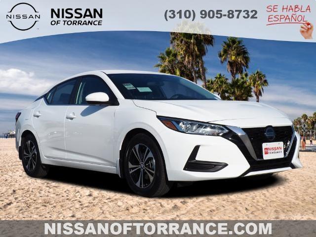 new 2021 Nissan Sentra car, priced at $20,142