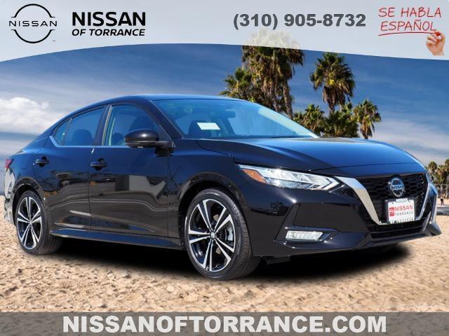 new 2021 Nissan Sentra car, priced at $22,273