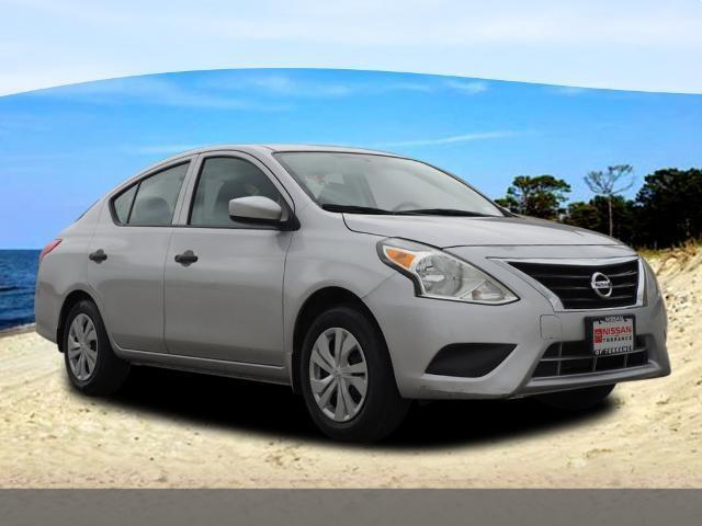 used 2019 Nissan Versa car, priced at $13,500