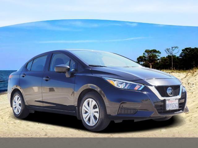 used 2020 Nissan Versa car, priced at $17,700