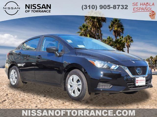 new 2020 Nissan Versa car, priced at $16,053