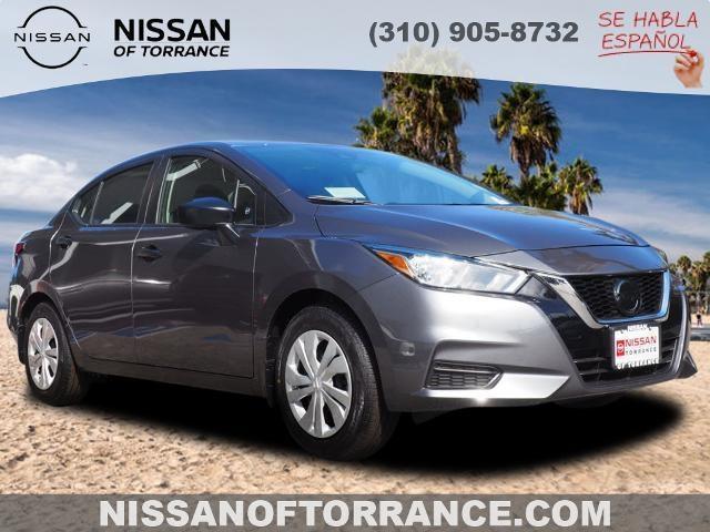 new 2021 Nissan Versa car, priced at $17,767