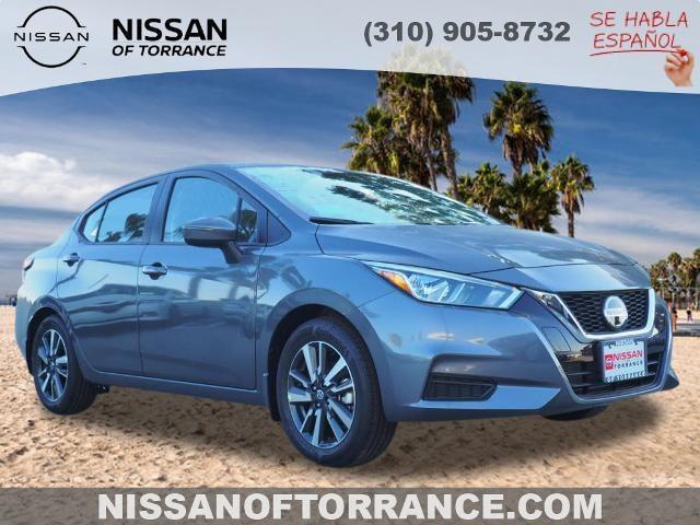 new 2020 Nissan Versa car, priced at $17,196