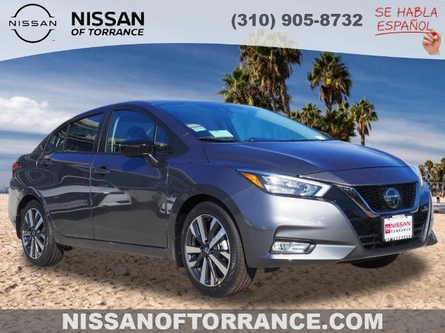 new 2021 Nissan Versa car, priced at $17,761