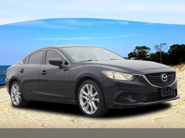 used 2016 Mazda Mazda6 car, priced at $18,900