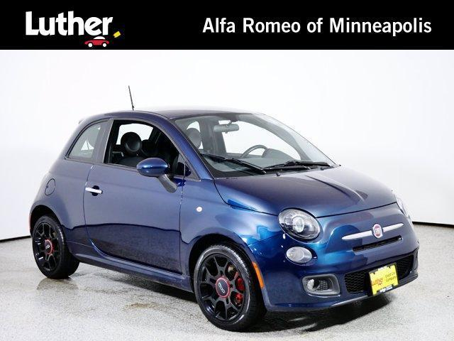 used 2015 FIAT 500 car, priced at $9,995