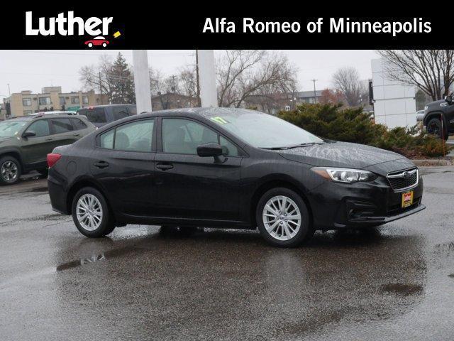 used 2017 Subaru Impreza car, priced at $16,995