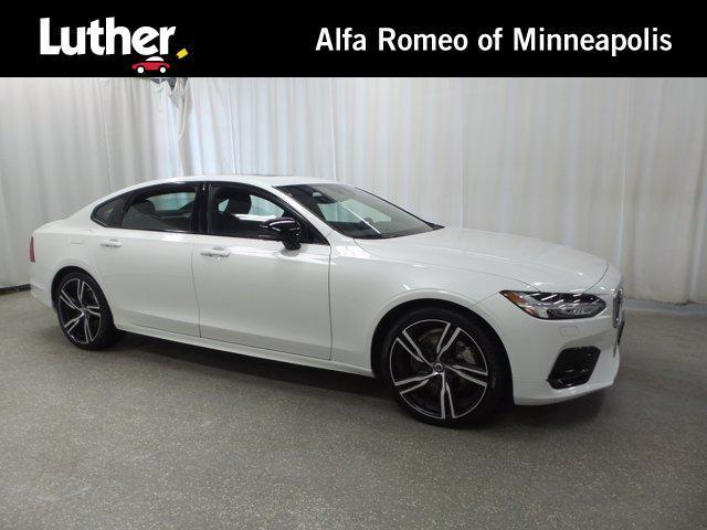 used 2020 Volvo S90 car, priced at $42,995