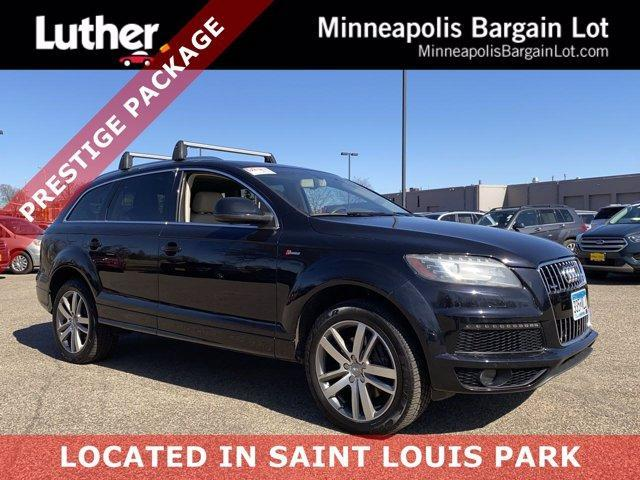 used 2015 Audi Q7 car, priced at $25,498
