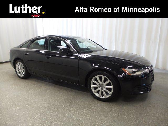 used 2013 Audi A6 car, priced at $17,495
