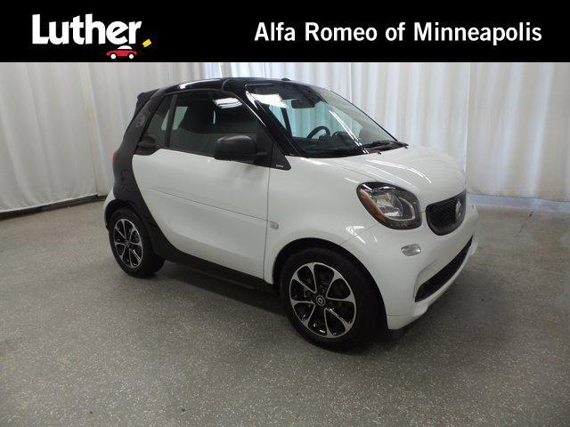 used 2017 smart ForTwo Electric Drive car, priced at $13,995