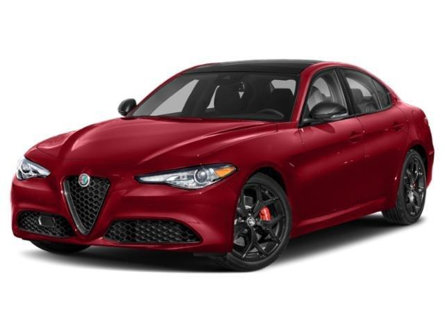 new 2021 Alfa Romeo Giulia car, priced at $41,390