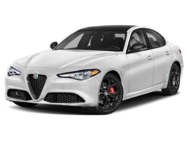 new 2021 Alfa Romeo Giulia car, priced at $42,985