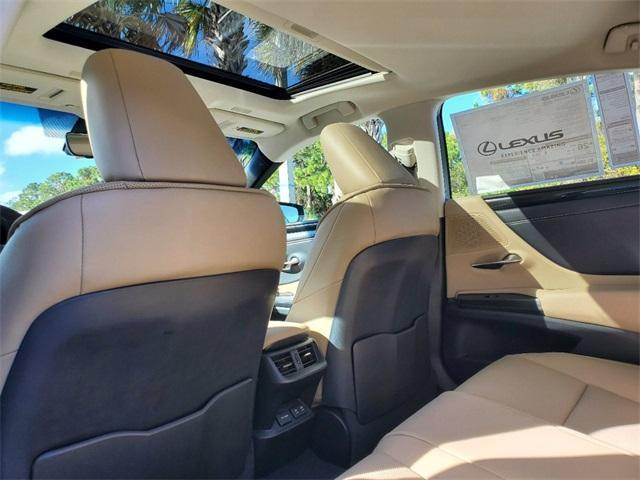 new 2021 Lexus ES 350 car, priced at $41,230