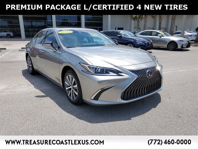 used 2021 Lexus ES 350 car, priced at $41,974