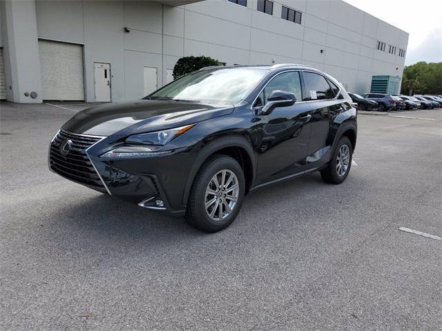 new 2021 Lexus NX 300 car, priced at $39,480