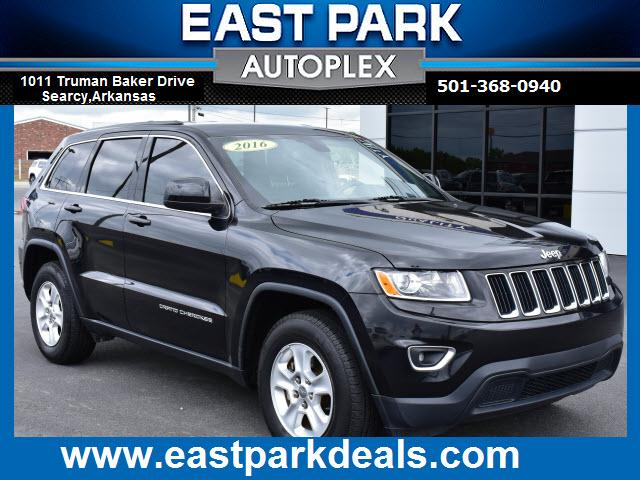 used 2016 Jeep Grand Cherokee car, priced at $23,988