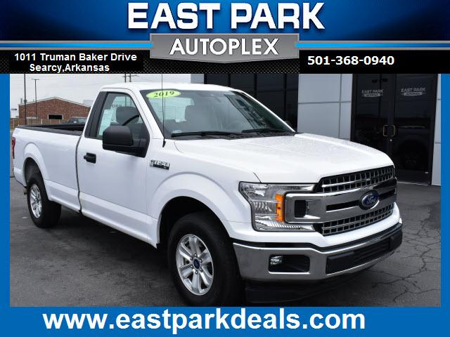 used 2019 Ford F-150 car, priced at $30,988