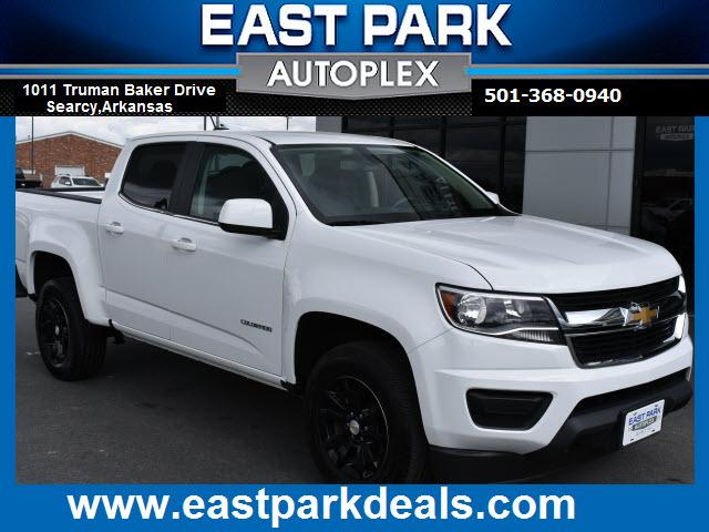 used 2020 Chevrolet Colorado car, priced at $34,988