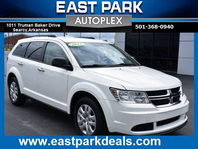 used 2017 Dodge Journey car, priced at $15,988