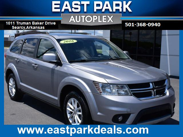 used 2016 Dodge Journey car, priced at $14,988