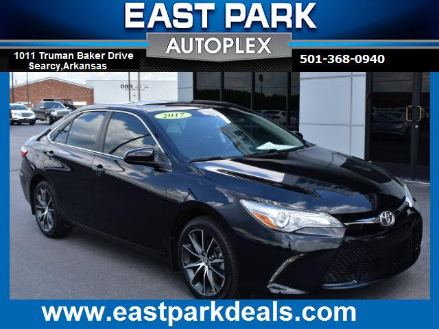 used 2017 Toyota Camry car, priced at $19,988