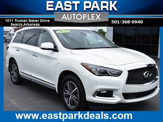 used 2019 INFINITI QX60 car, priced at $34,988