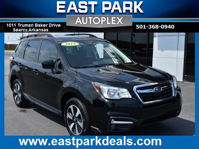 used 2018 Subaru Forester car, priced at $19,988