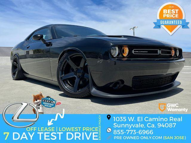 used 2018 Dodge Challenger car, priced at $23,995