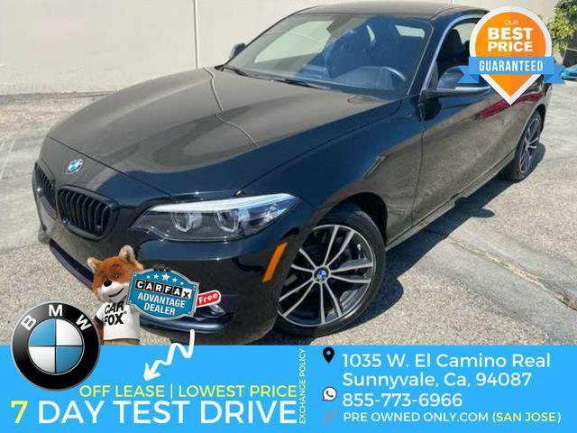 used 2018 BMW 230 car, priced at $24,995