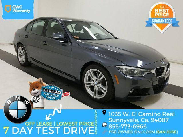 used 2018 BMW 330 car, priced at $25,995