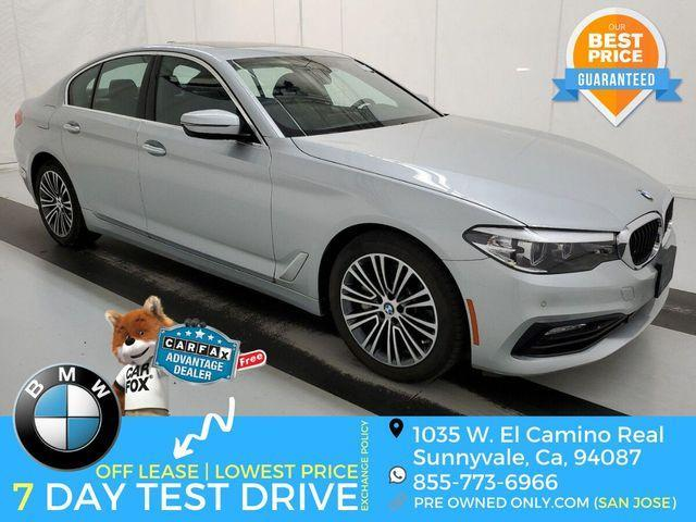 used 2017 BMW 530 car, priced at $29,995