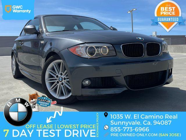 used 2013 BMW 128 car, priced at $17,995