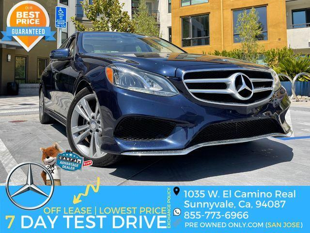 used 2016 Mercedes-Benz E-Class car, priced at $23,995
