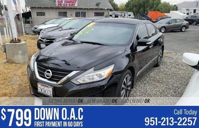 used 2016 Nissan Altima car, priced at $14,995