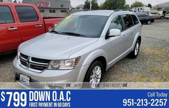 used 2014 Dodge Journey car, priced at $12,995