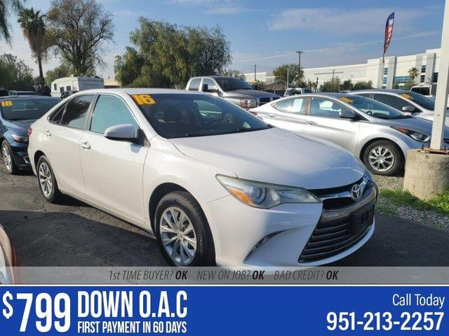 used 2016 Toyota Camry car, priced at $14,995