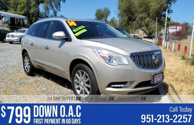 used 2014 Buick Enclave car, priced at $15,995