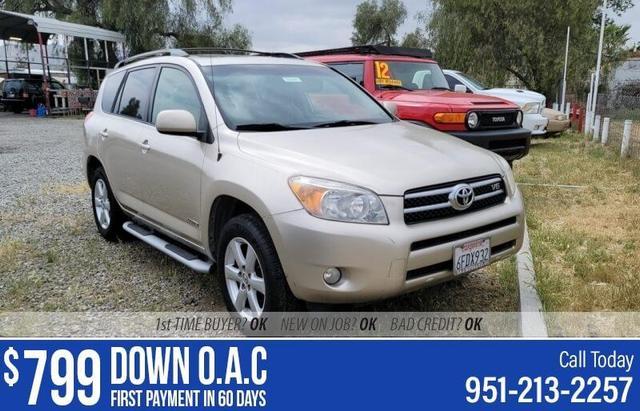 used 2008 Toyota RAV4 car, priced at $9,995