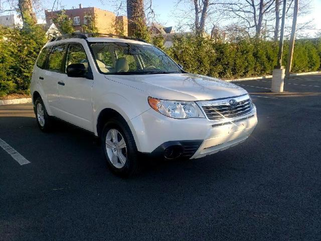 used 2010 Subaru Forester car, priced at $8,495