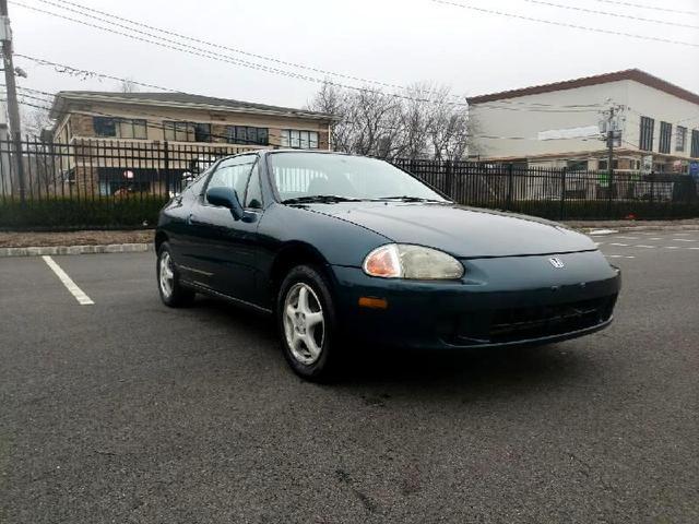 used 1996 Honda del Sol car, priced at $5,995