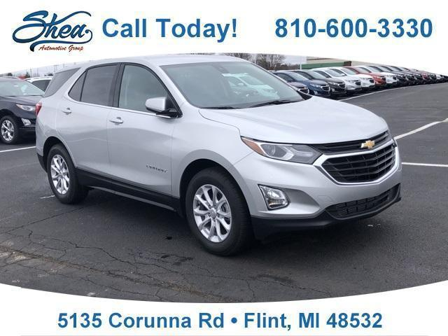 new 2020 Chevrolet Equinox car, priced at $24,855