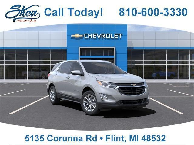 new 2021 Chevrolet Equinox car, priced at $24,833