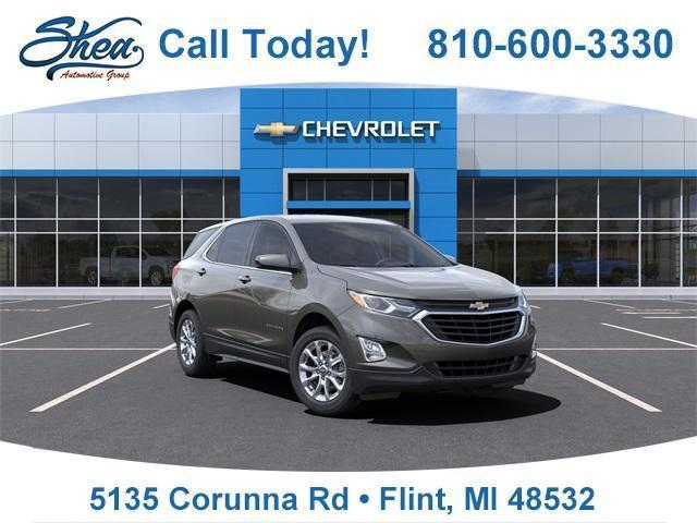 new 2021 Chevrolet Equinox car, priced at $26,090