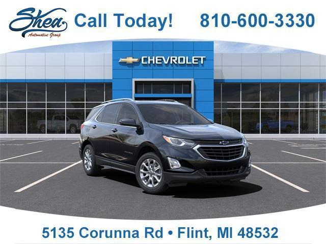 new 2021 Chevrolet Equinox car, priced at $28,388