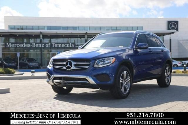 used 2018 Mercedes-Benz GLC 300 car, priced at $34,888