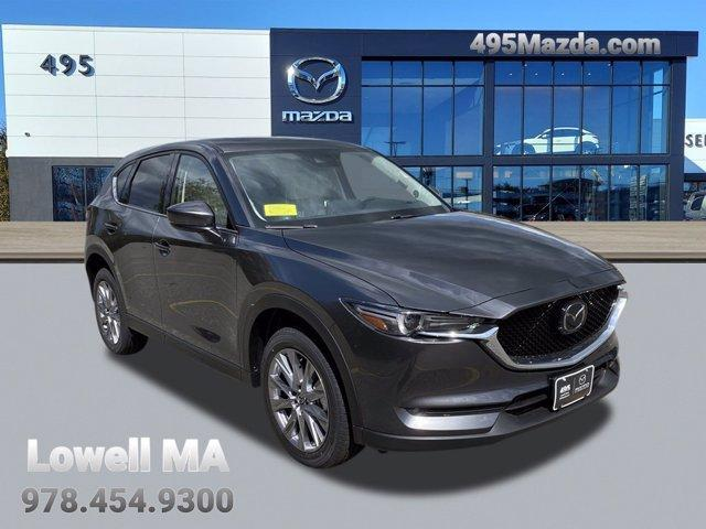 new 2021 Mazda CX-5 car, priced at $36,554