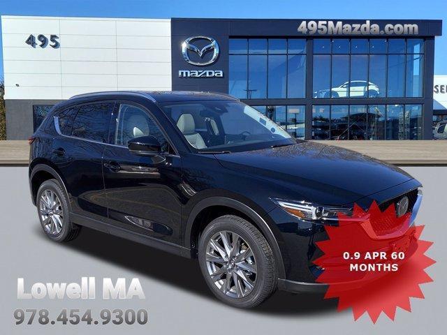 new 2021 Mazda CX-5 car, priced at $34,609