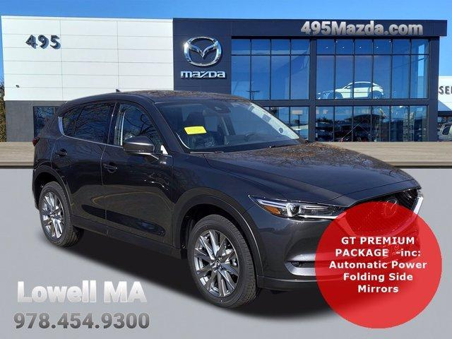 new 2021 Mazda CX-5 car, priced at $34,754
